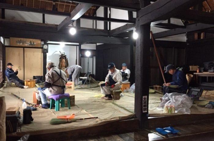 西上州_甘楽町【甘楽町】竹細工作り体験①
